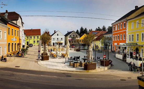 Treffen der Nachbarschaftshilfe - Stadtgemeinde Gallneukirchen
